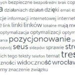 słowa kluczowe w google przykład jak dobierać do opisu produktu jakie powinny być słowa